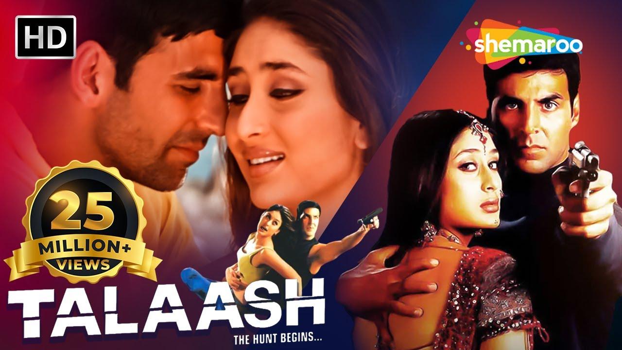 Download अक्षय कुमार की सुपरहिट मूवी - Talaash The Hun Begin Full Movie - Akshay Kumar - Kareena Kapoor