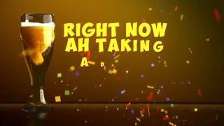 "Sekon Sta - Drink Anthem (Lyric Video) ""2016 Soca"" (Trinidad)"