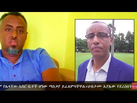 Yared Hailemariam on Habtamu Ayalew and Other Human Rights Violations in Ethiopia