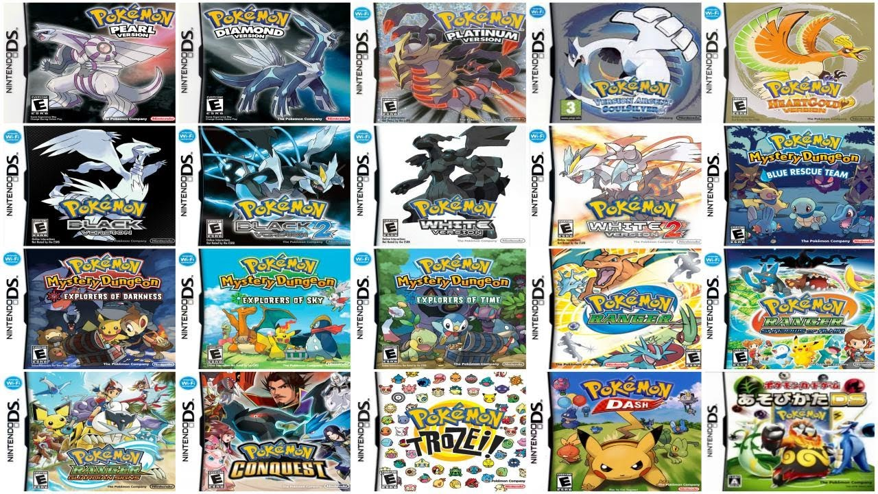 Pokemon PC (free) download Windows version