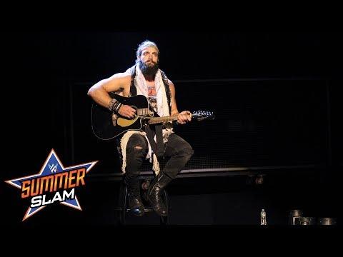 Elias' Concert Performance Goes Terribly Wrong In Front Of The WWE Universe: SummerSlam 2018