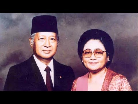 Gugur Bunga buat Soeharto (By Idris Sardi)