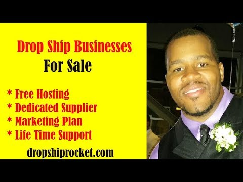 Dropshipping Business For Sale Turnkey Online Business