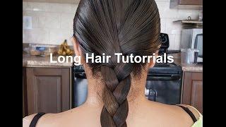 Model 7 - Long hair Tutorrial Trailer !! HD !!