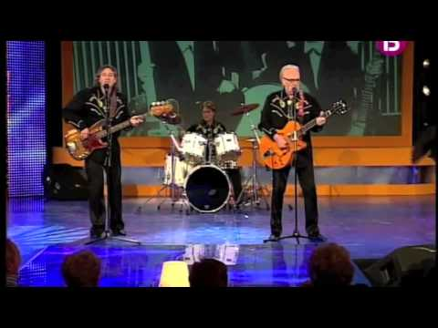 Cant buy me love (the beatles) cover IB3 TV.