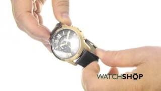 Fossil Men's Grant Chronograph Watch (FS5068)