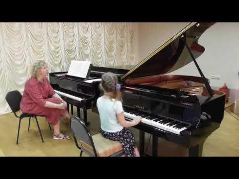 14.06.2019 Master-classes Of M. Marchenko: A. Biryukova, M. Zhulin, II-nd Summer School, Stary Oskol