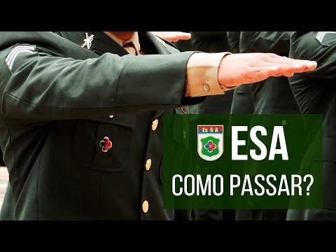 Concurso ESA | Edital comentado e dicas de estudo - Como Passar?