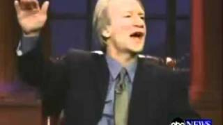 9/11 comment Bill Maher got fired for.