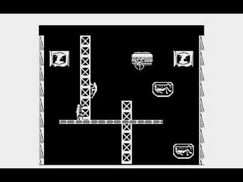"""Kowalsky's Fury"" Atari XL/XE WIP 2018"