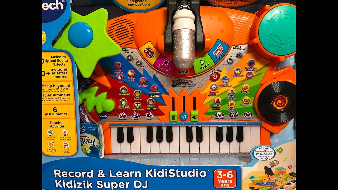 VTech Record and Learn KidiStudio
