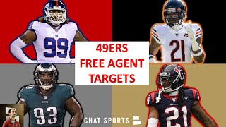 49ers Free Agency: 4 Defensive Players The 49ers Can Target Ft. Leonard Williams & Ha Ha Clinton-Dix