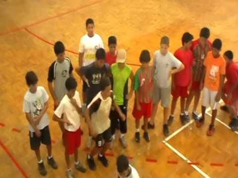 motricite generale chez les jeunes | handball