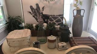 Thrift Store Haul - Farmhouse Decor