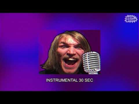 Sista Bossen - Tack för visad hänsyn (Karaoke) (Official Music Video)