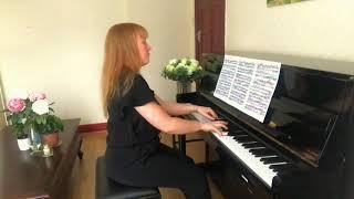 Book 1 - Prelude and Fugue in A minor: Maria Palazian (MAMEP) Viola Lenzi (PGAD)
