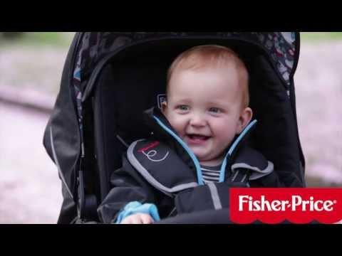 Fisher-Price 360 Hybrid Stroller
