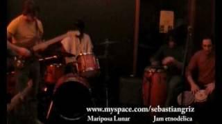 07-12-09 04JAM parte 1 (Latin-Árabe - Guitarra eléctrica, Conga, Bongó, Bajo, Batería)