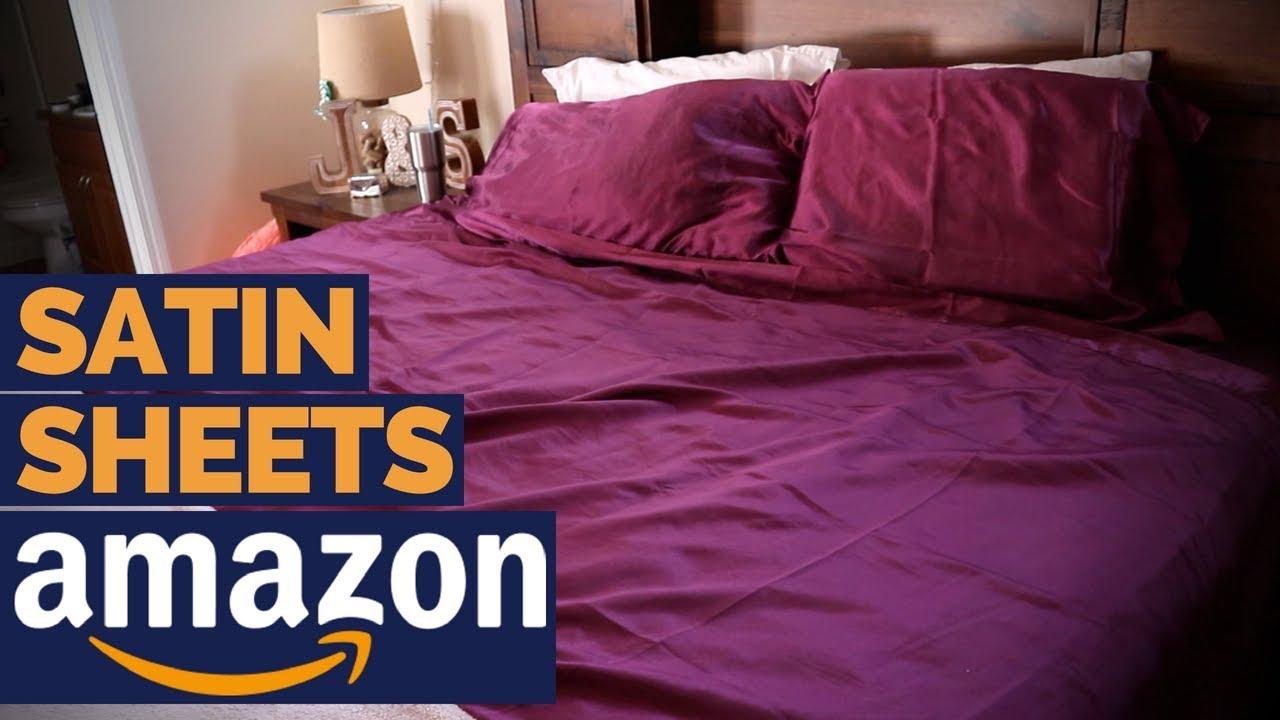 Best Satin Sheets Honeymoon Review