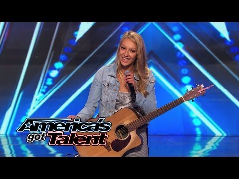 Carly Jo Jackson: Charismatic Girl Sings Next To Me Cover - America s Got Talent 2014 from YouTube · Duration:  1 minutes 15 seconds