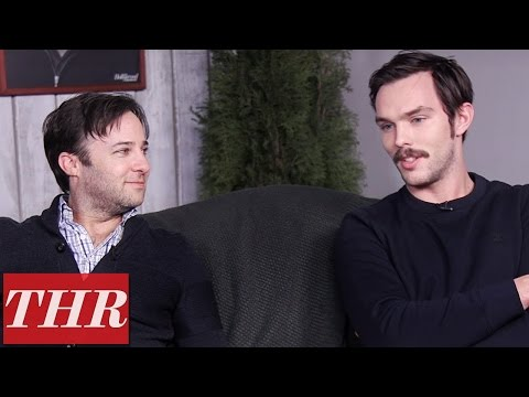 Nicholas Hoult & Zoey Deutch Tell a Young J.D. Salinger's Tale in 'Rebel in the Rye'   Sundance 2017