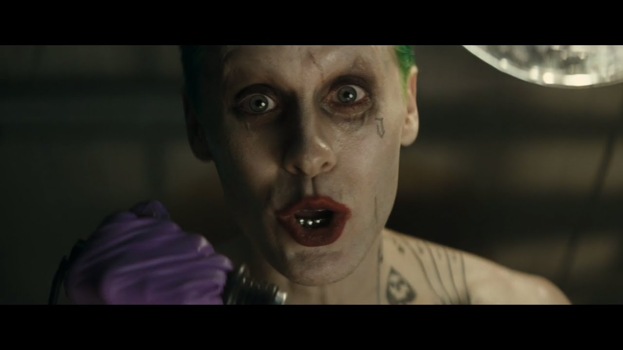 Suicide Squad - Comic-Con Trailer Italiano | HD