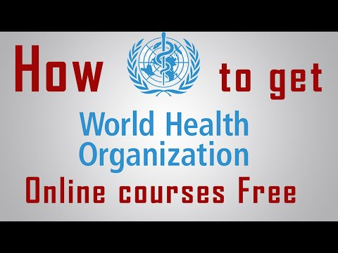 who-free-online-learning-for-doctor-and-health-worker-2020-|lock-down-|-covid-19