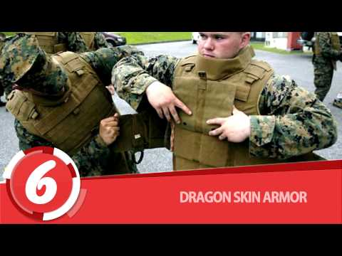 Top 10 military technologies for the future
