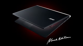 Acer Aspire V15 Nitro Black Edition Розпакування, Огляд, Тести
