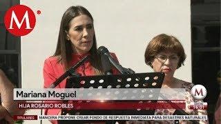 Rosario Robles exige a AMLO juicio justo y pide que se respeten sus derechos