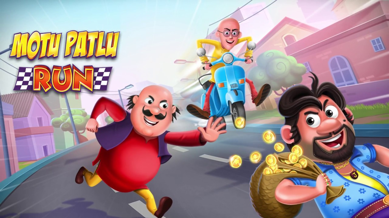 Motu Patlu Run Gameplay Youtube