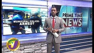 TVJ News: Municipal Cops: