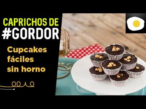 Cupcakes fáciles sin horno (Receta) | Caprichos de #Gordor