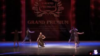 Специальный приз За неординарное балетмейстерское решение в номере «У войны не женское лицо»