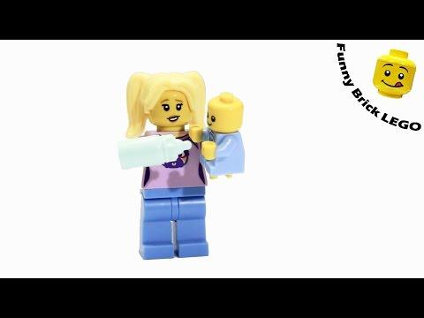LEGO Series 16 Banana Guy Set 71013-15 Minifugres NEW
