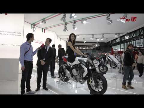 MV Agusta Brutale 800 & Rivale 800 News 2013