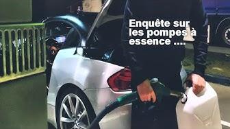 Les stations d'essence sont-elles honnêtes .! La SURPRISE !!!