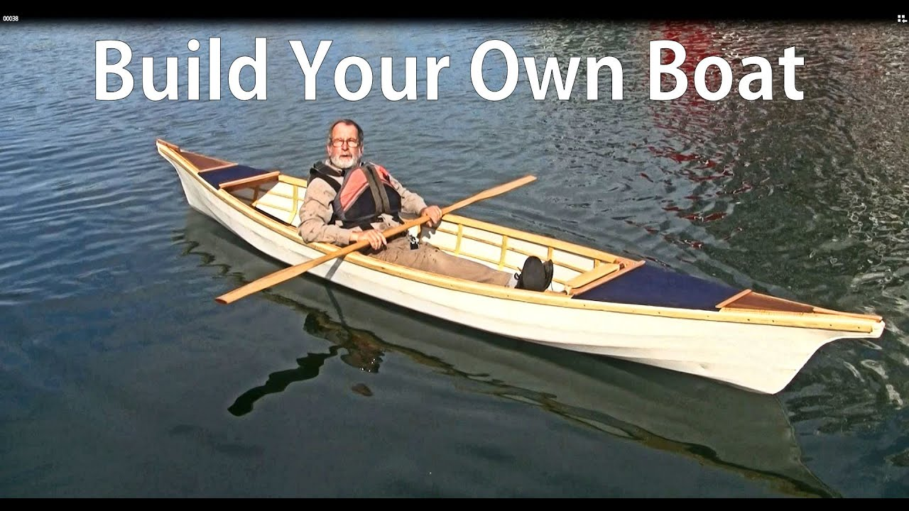 Boat Review: Make Your Own Boat - woodworkweb - YouTube