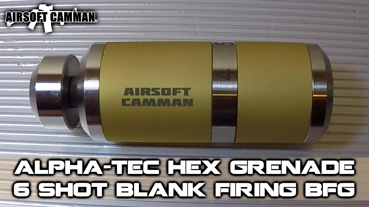 FMA MK13 versione corta Shock Modello Flash Bang Dummy Flash Bang Stun Granata