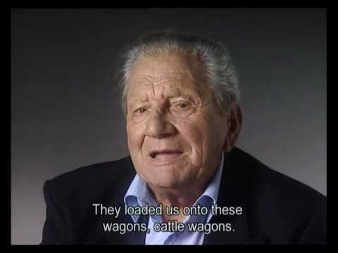 Holocaust Survivor Testimonies: Deportation from Greece