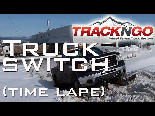 Track N Go truck switch (time lape)