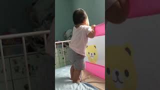紗希はじめてのつかまり立ち 高橋幸子 動画 10