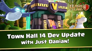 Town Hall 14 Dev Update - Clash of Clans