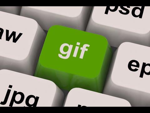 Как сделать GIF-анимацию без программ!!