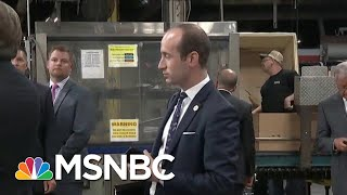 House Democrats Want Stephen Miller To Testify On Immigration Plan | All In | MSNBC