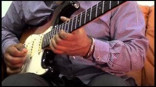 Kaun Hai Jo Sapnon Mein Aaya [Electric Guitar]