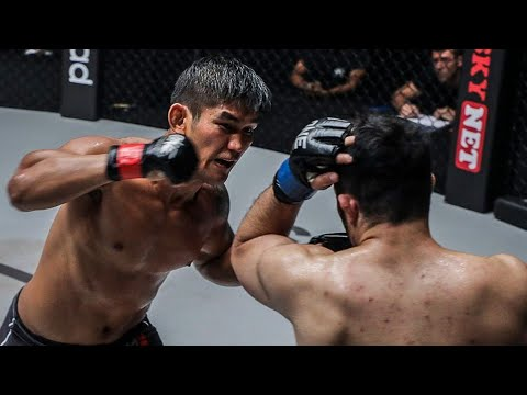 Every Aung La N Sang KNOCKOUT In ONE Championship