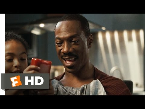 Imagine That (7/9) Movie CLIP - Really Burnt Pancakes (2009) HD