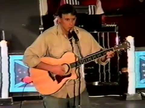 Travis Tidwell OK Opry 2003 OneMoreMinute