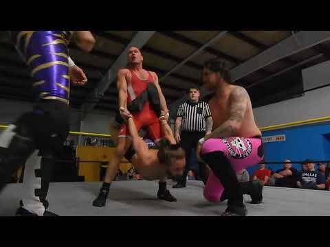 Julien Young vs Chip Chambers vs Covey Christ vs Matt Angel